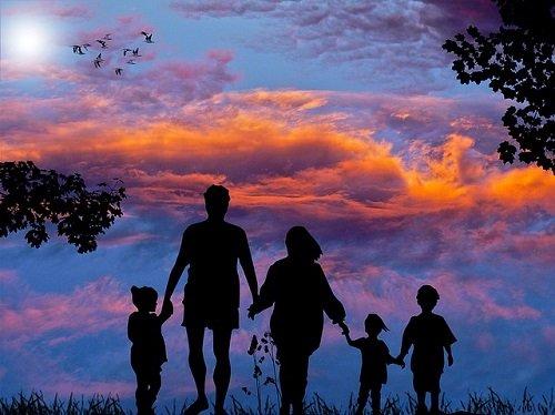 Custodia compartida de los hijos menores
