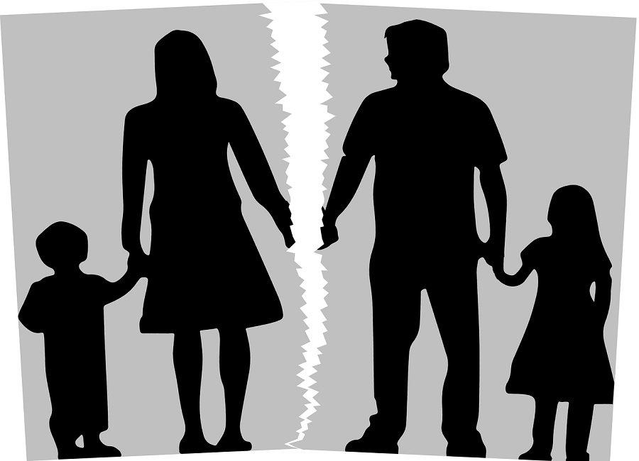 Custodia de los hijos tras el divorcio
